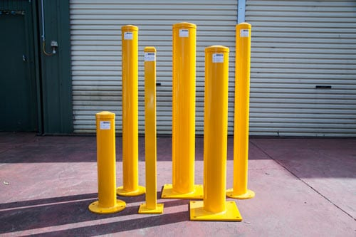 Protection Bollards