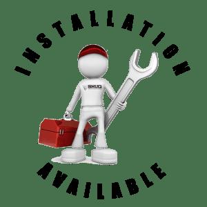 Rebound bollard installation