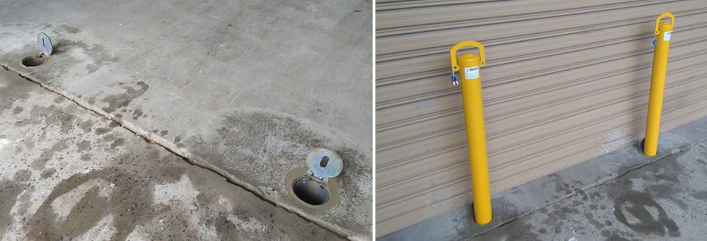 Your SHUG Removable Bollard is ready for use!